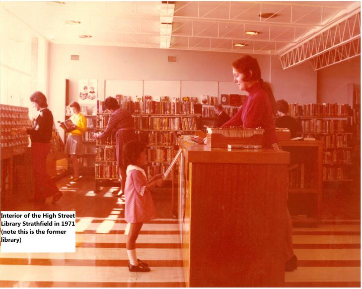 High Street Library c.1970s