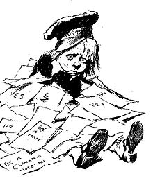 Little Boy from Manly - illustrated by Norman Lindsay. Copyright - pubic domain