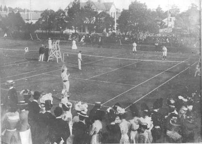 Union Recreation Club 1880s
