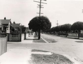 Churchill Ave 1934