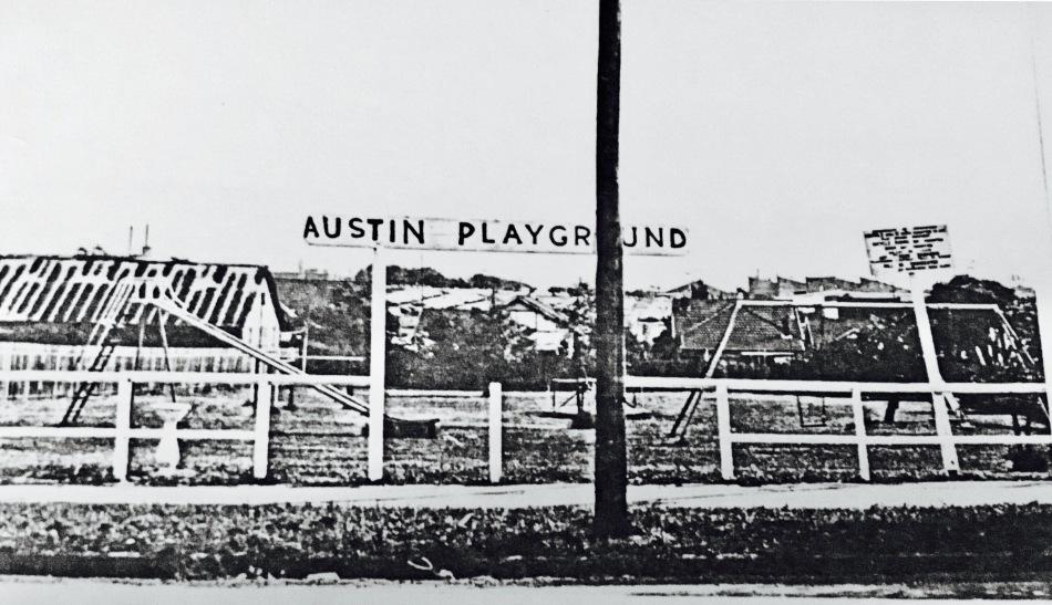 Austin Park Homebush West Strathfield Heritage