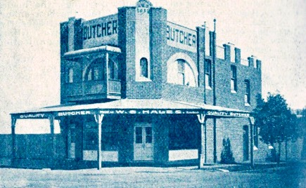 Butchers Kitchen Strathfield : Rochester Street Homebush ? Butcher Shop ? Strathfield Heritage