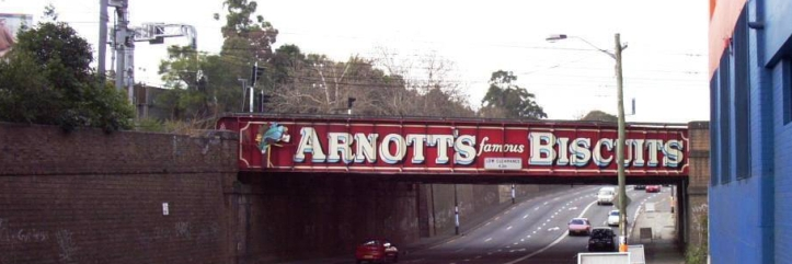 Arnotts Bridge - Parramatta Road - 2004
