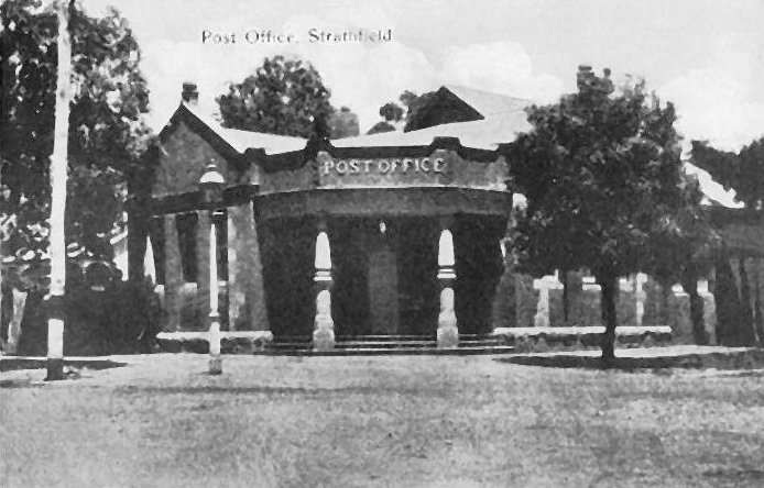 Strathfield Post Office 1910