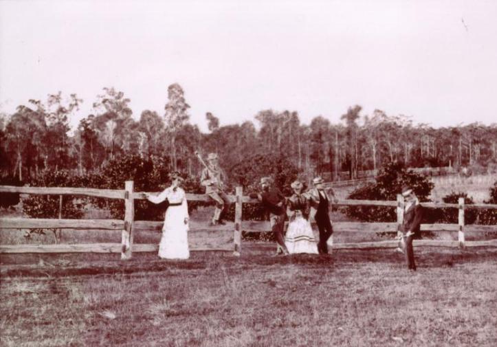 Seven Oaks Farm people