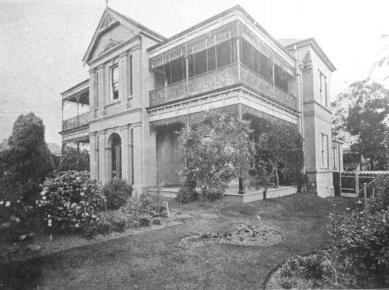 """Oroya"" Private Hospital, Strathfield"