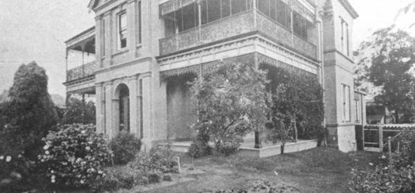 """""""Oroya"""" Private Hospital, Strathfield"""