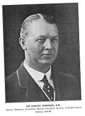 Hordern Samuel Who's who 1929