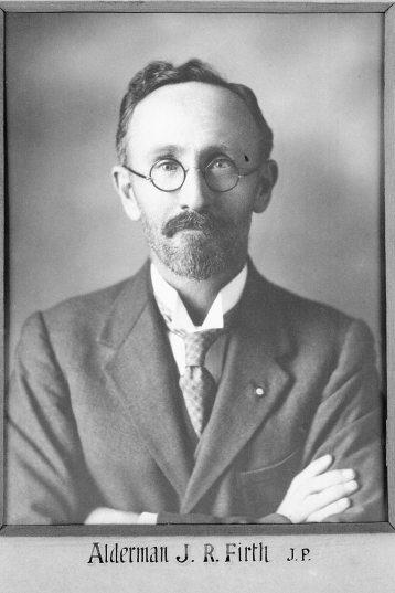 Firth, J R - Alderman - Strathfield Council - 1927