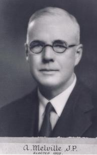 Alexander Melville - Alderman Strathfield Council