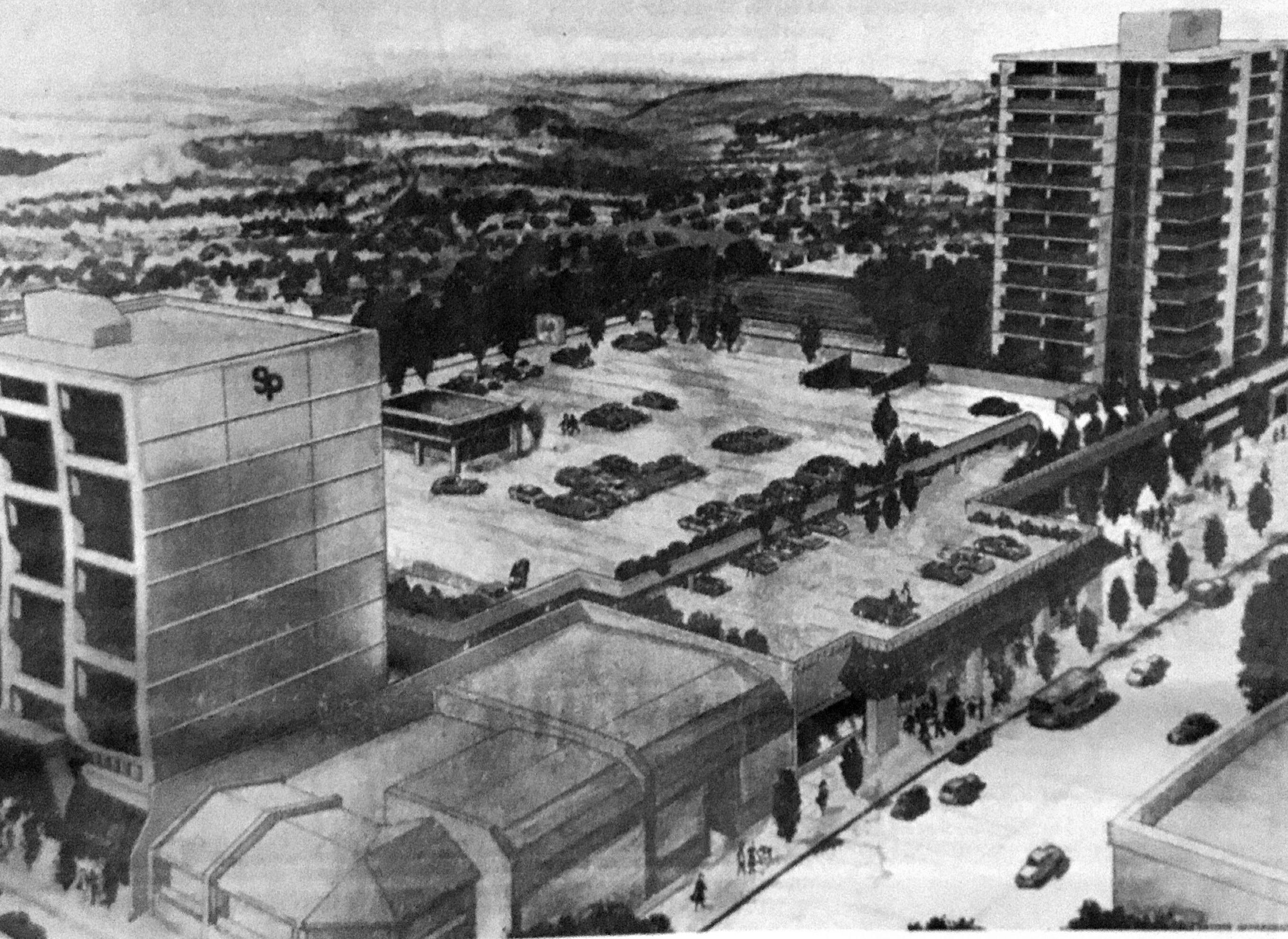Strathfield Plaza 1981