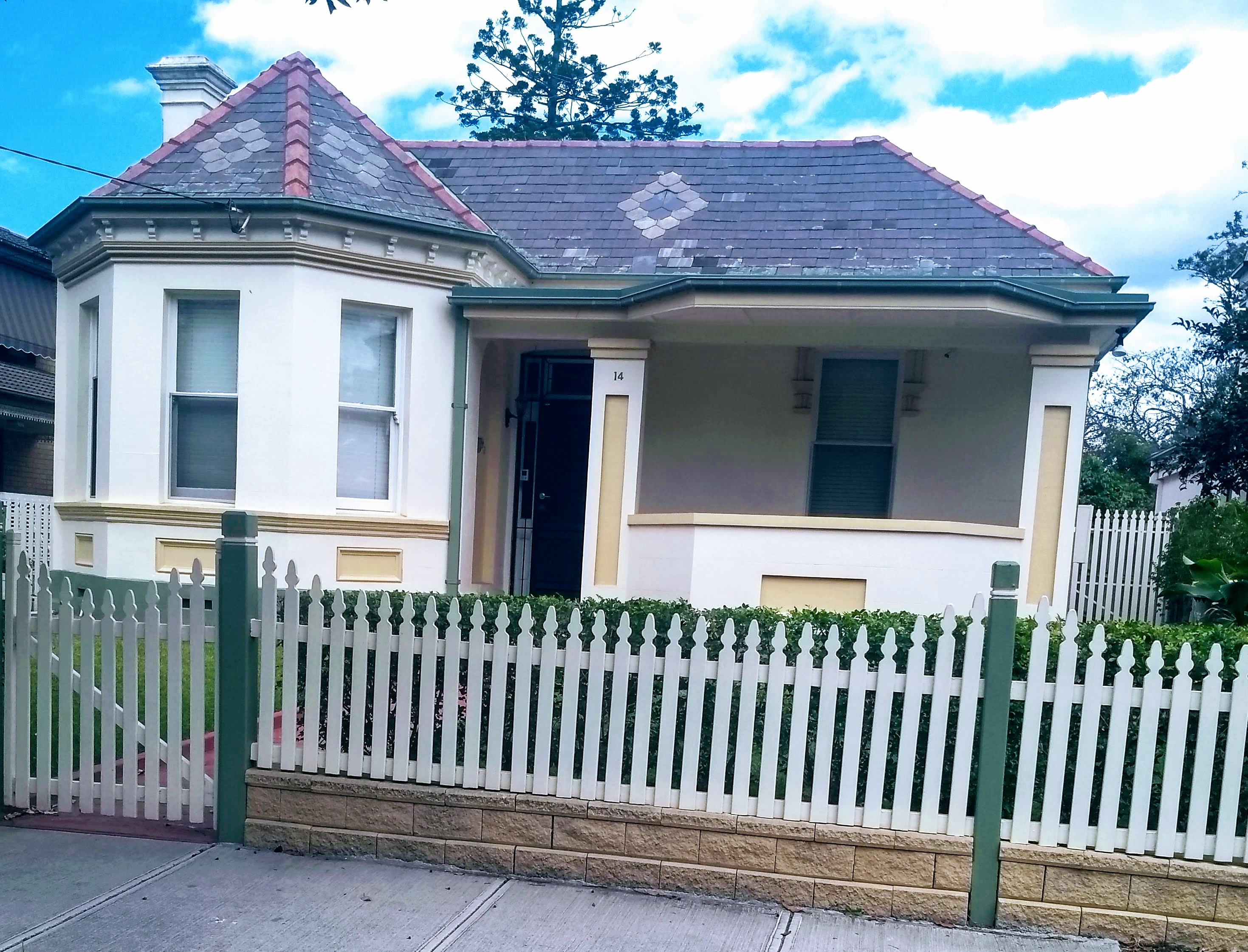 'Royston' 14 Carrington Avenue Strathfield