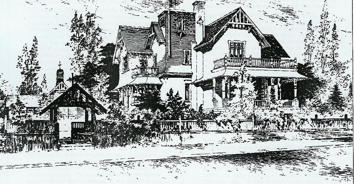 'Bickley' Albyn Road Strathfield