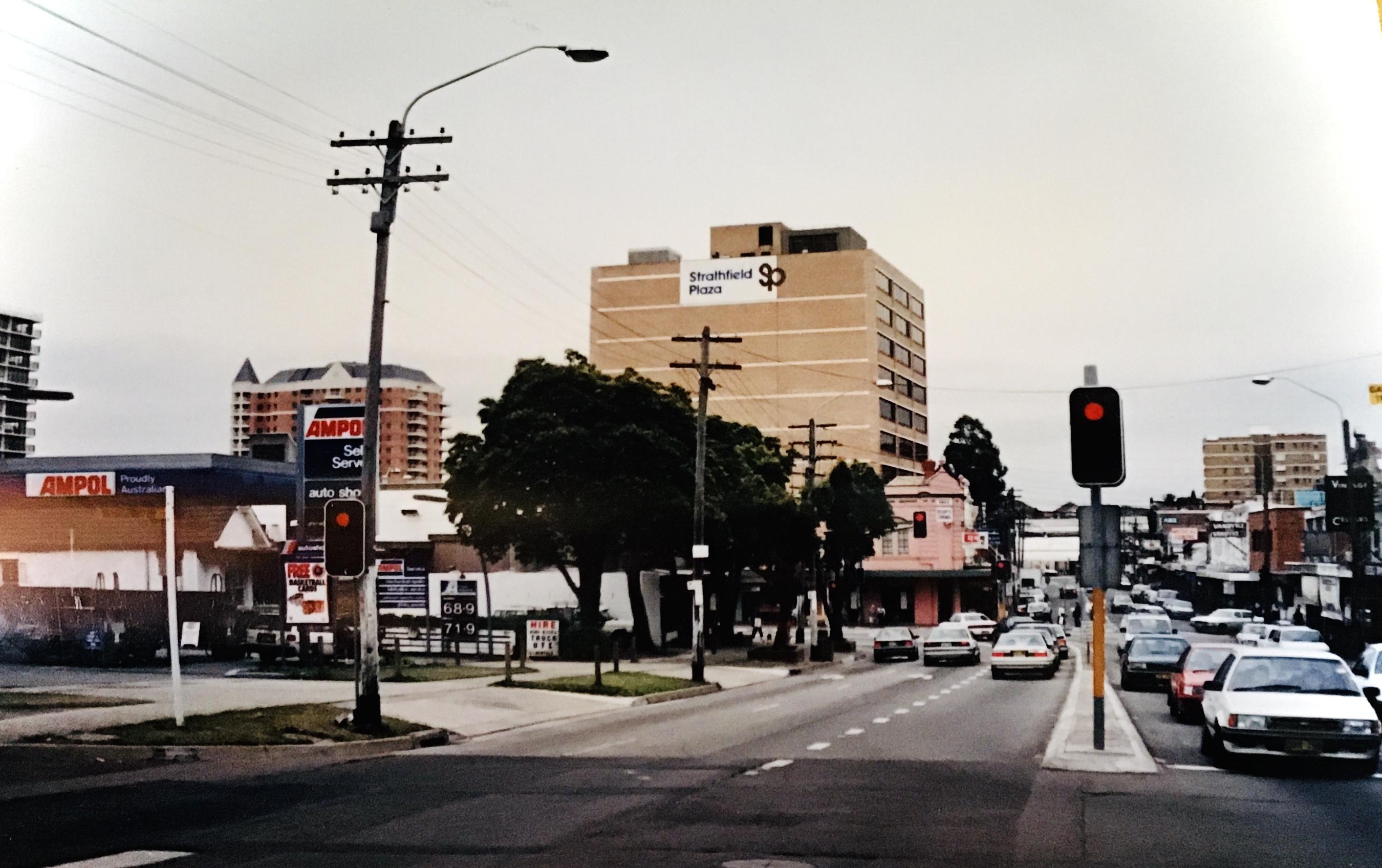 Strathfield Town Centre