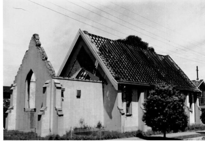 St Ann's Catholic Church 1986