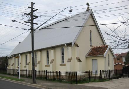 Historic St Ann's. Photo Cathy Jones 2010
