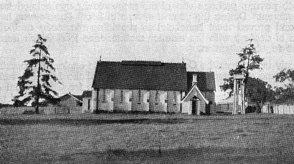 St Ann's Church 1936