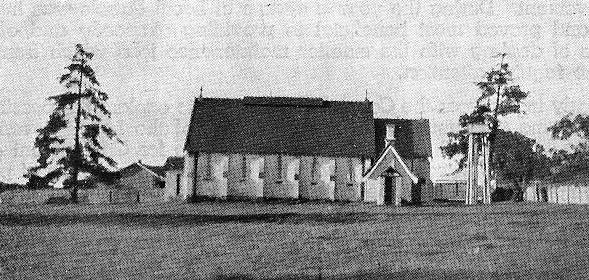 St Ann's Church 1936