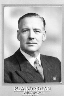 Charles Morgan, Mayor of Strathfield