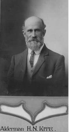 Ald. H N Kite 1906