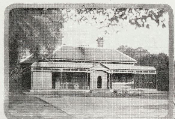 'Hawthorne' Abbotsford Road Homebush
