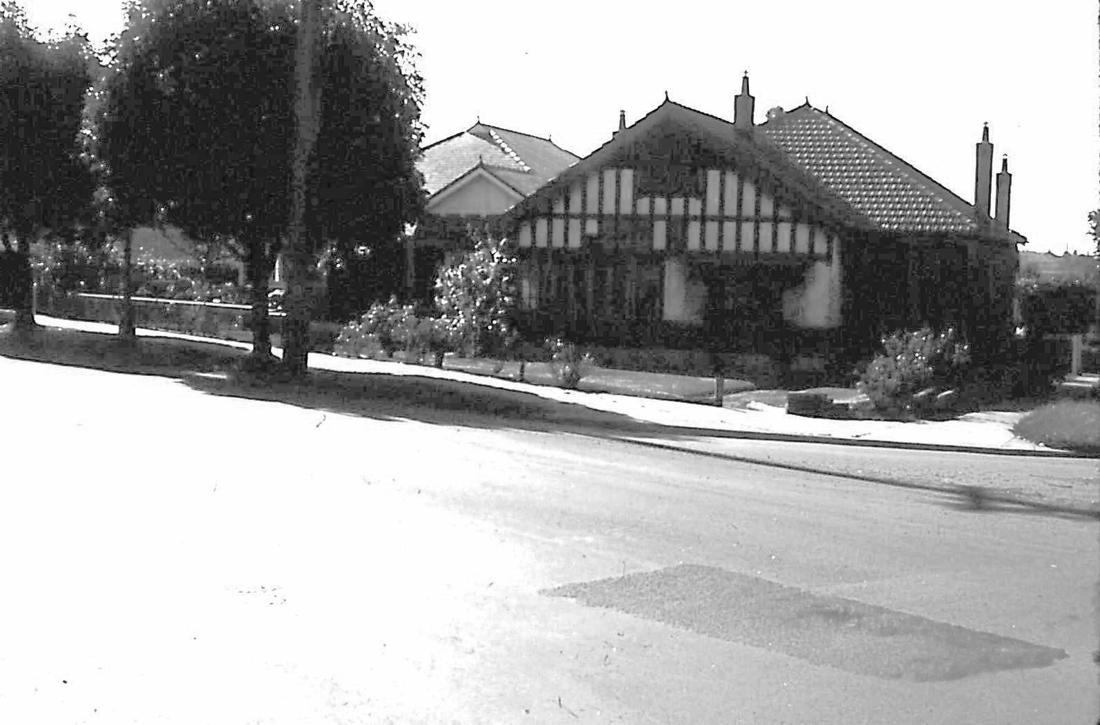 'Douglas' former 80 Homebush Road Strathfield