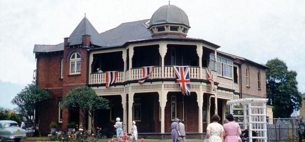 Adelaide Walker Children's Home. Photo CLAN