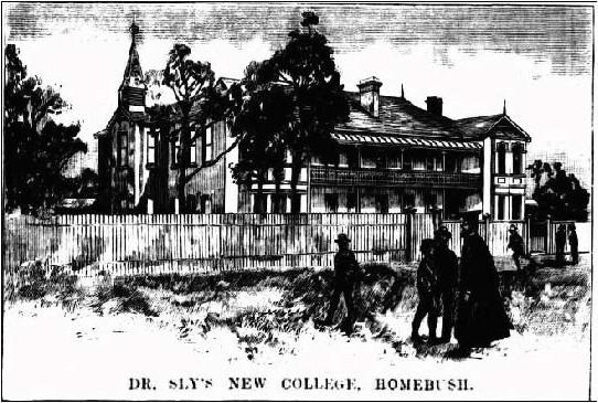 'Eton college' redmyre Road Strathfield