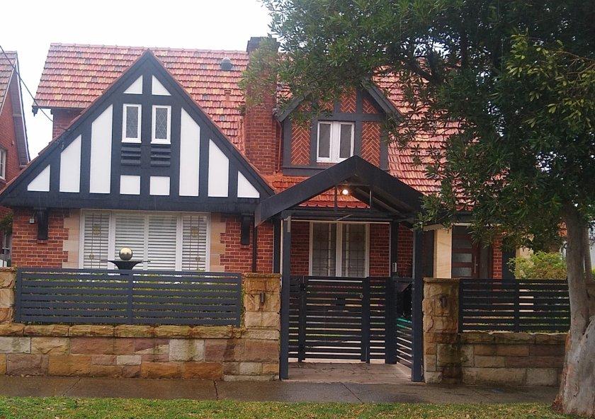1 Wakeford Rd Strathfield. Photo Cathy Jones 2020