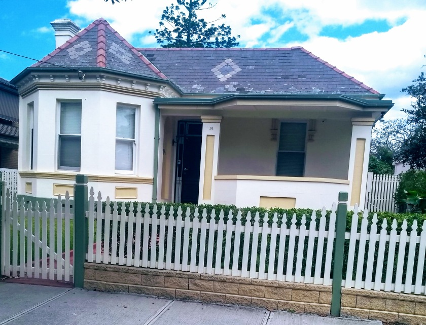 Royston 14 Carrington Ave Strathfield. Photo Cathy Jones 2020
