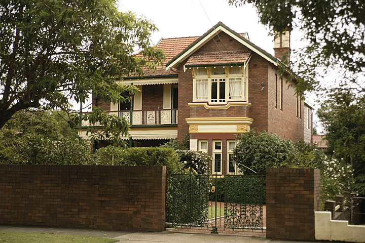 Corfu, 11 3 Albert Road Strathfield. Photo Cathy Jones 2010