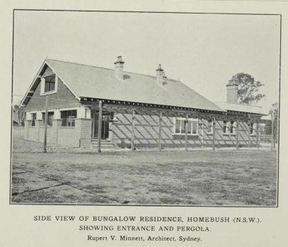 Billesdon, 'Building' 1915