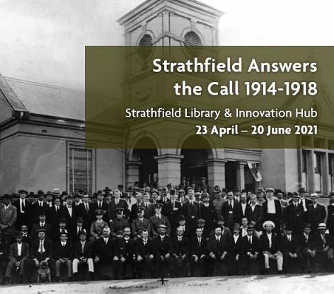 Strathfield answers the call 1914-1918
