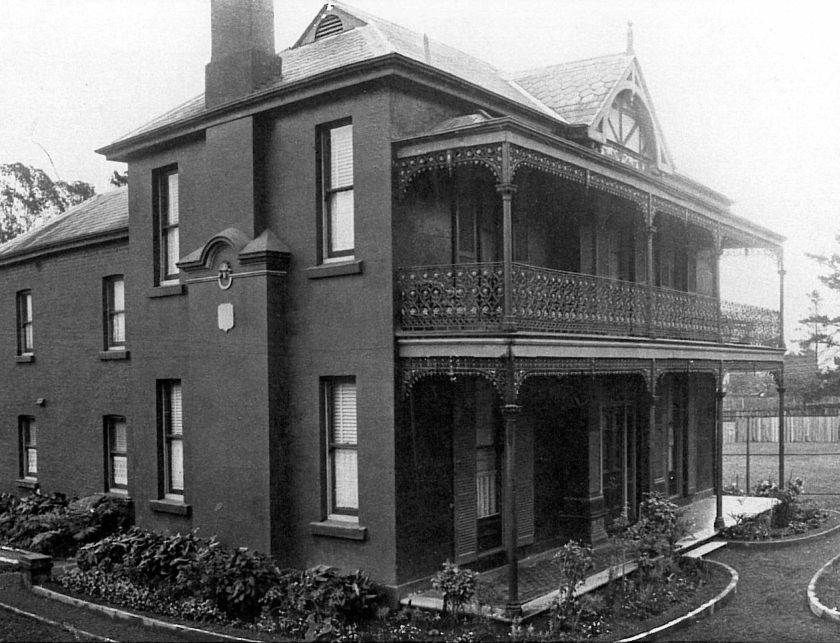 Ellesmere, 59 Mackenzie Street Strathfield