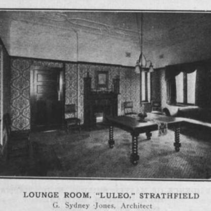 Luleo lounge room 1917 Building Magazine
