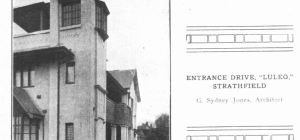 Luleo 1917 Building Magazine