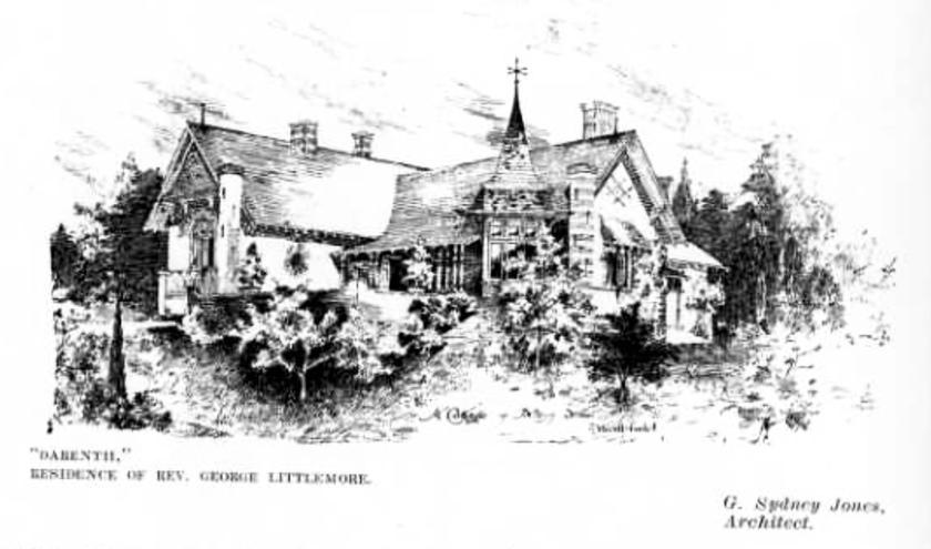 'Darenth' sketch by George Sydney Jones. Art & Architecture.