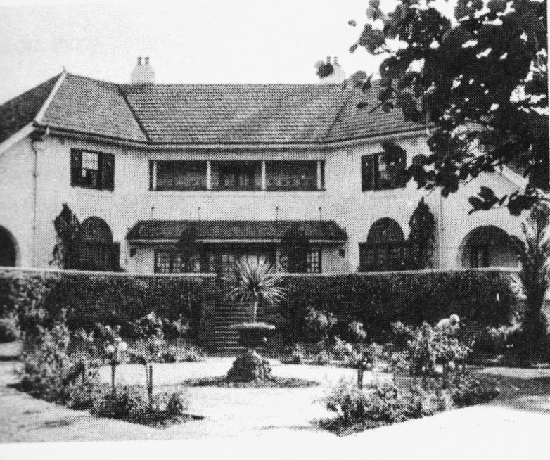 'Brockby Lodge' Homebush Road Strathfield. 1960s
