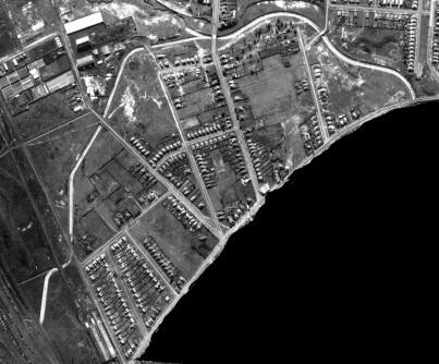 Aerial Belfield (Strathfield Council) c.1947