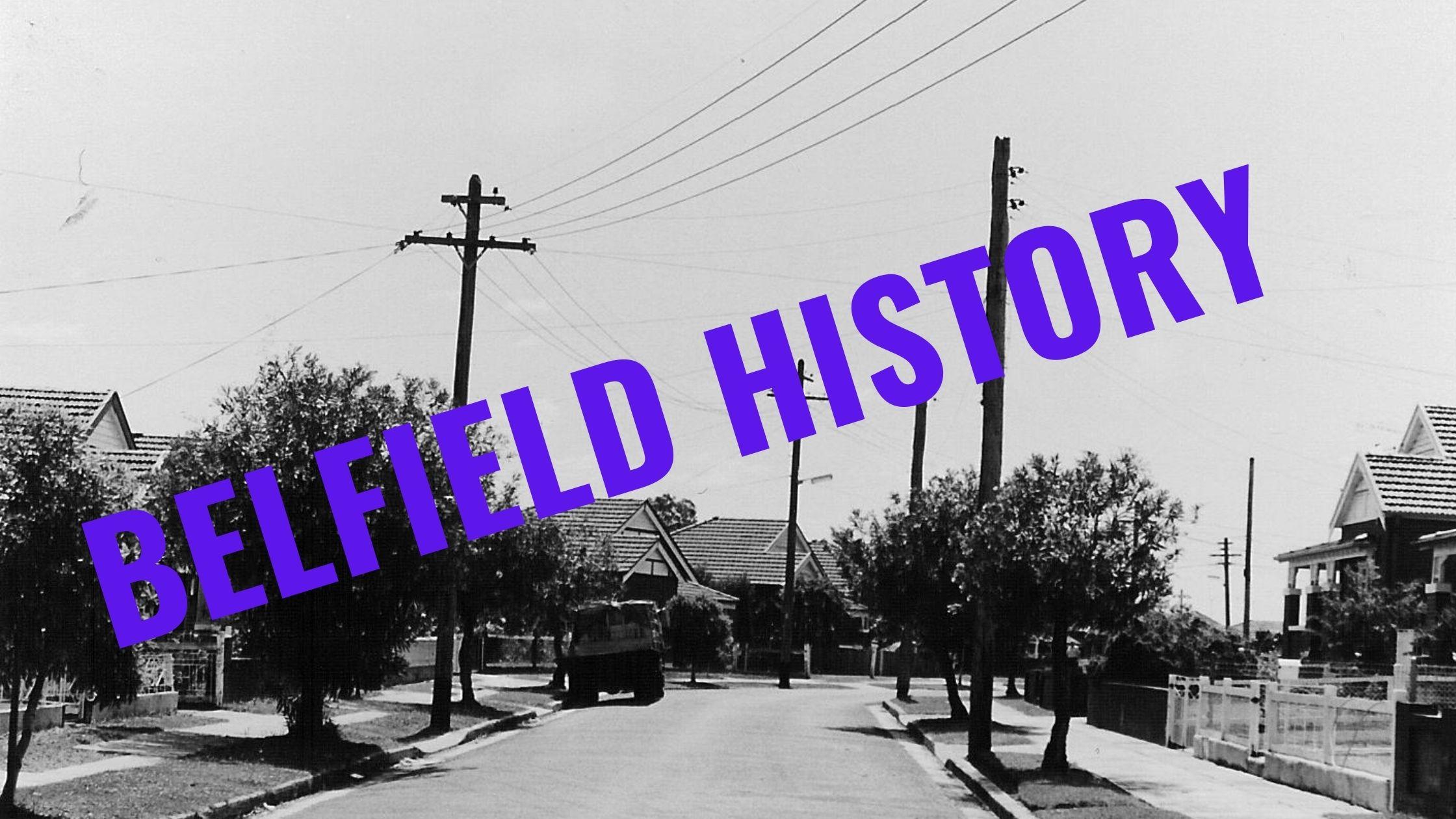 Belfield History