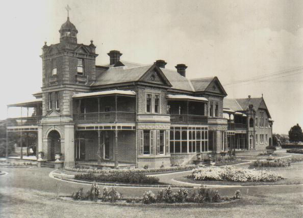 Mount Royal Strathfield c.1906