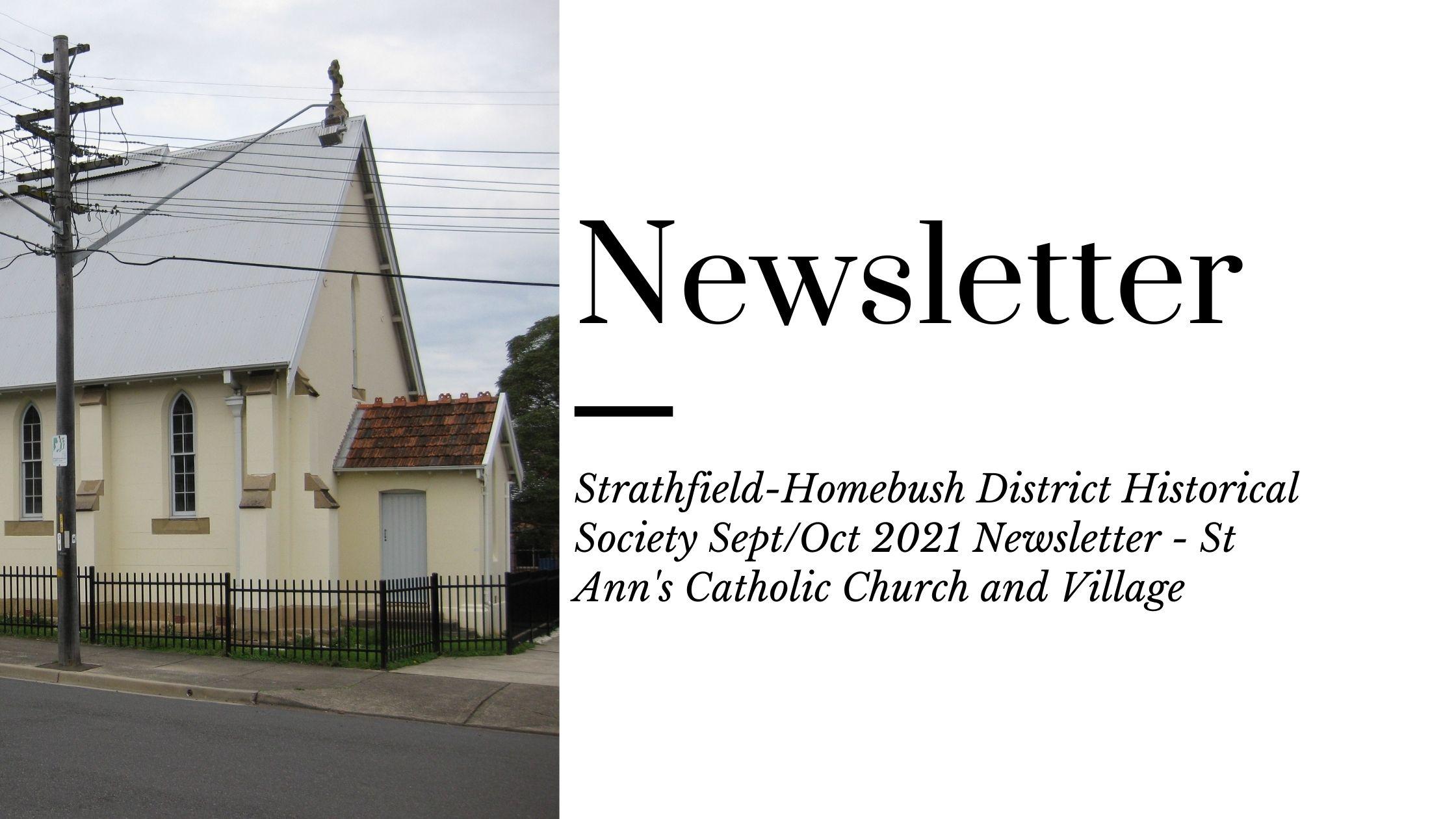 St Anne's Catholic Church and Village
